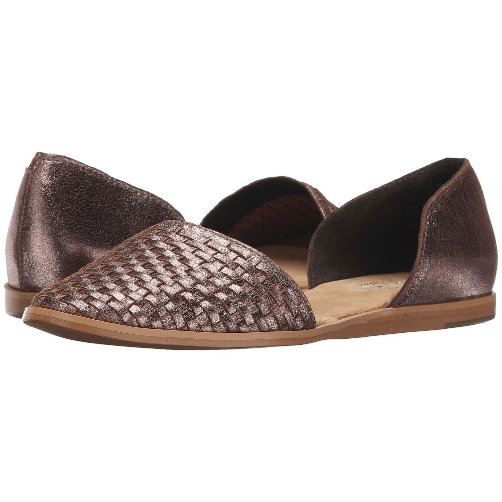 セイシェルズ Seychelles レディース シューズ・靴 フラット【Eager】Pewter Metallic