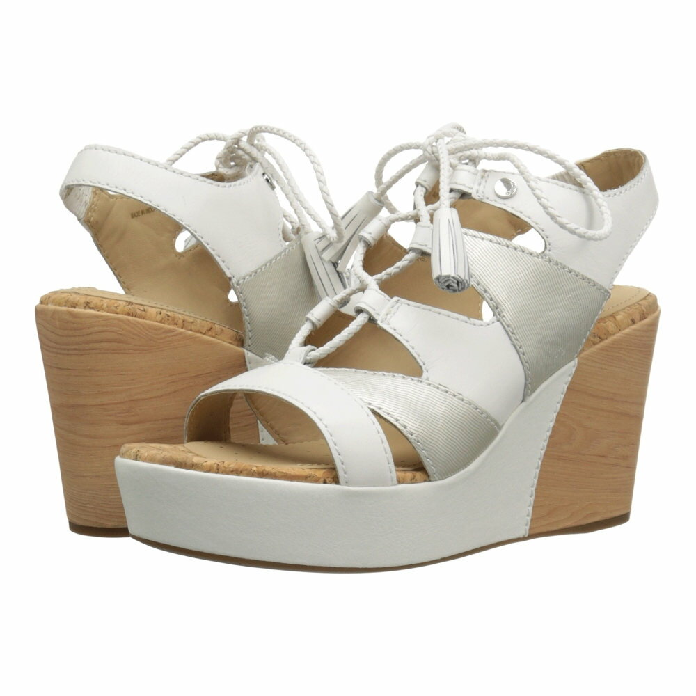 ジェオックス Geox レディース シューズ・靴 サンダル【WJALEAH3】White/Off-White