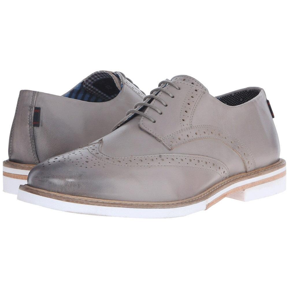ベンシャーマン メンズ シューズ・靴 革靴・ビジネスシューズ【Julian Wingtip】Grey