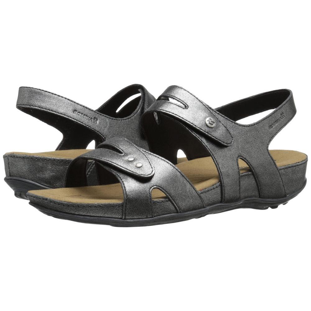 ロミカ レディース シューズ・靴 サンダル・ミュール【Fidschi 43】Anthrazite