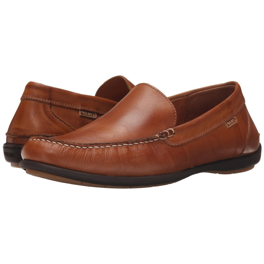 ピコリノス Pikolinos メンズ シューズ?靴 フラット【Costa Rica M6D-3061】Brandy