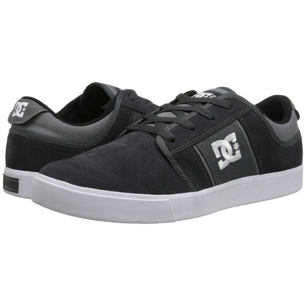 ディーシー メンズ シューズ・靴 スニーカー【RD Grand】Grey/White 1