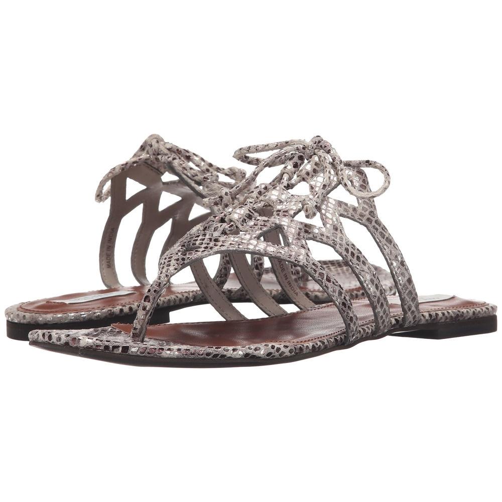 コールハーン Cole Haan レディース シューズ・靴 サンダル【Claudia Sandal】Silver Metallic Python Print