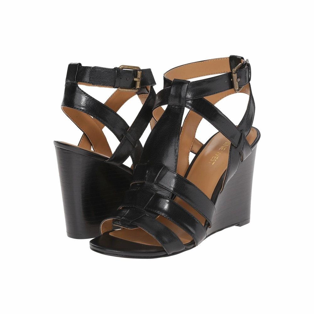 ナインウェスト Nine West レディース シューズ・靴 サンダル【Farfalla】Black Leather