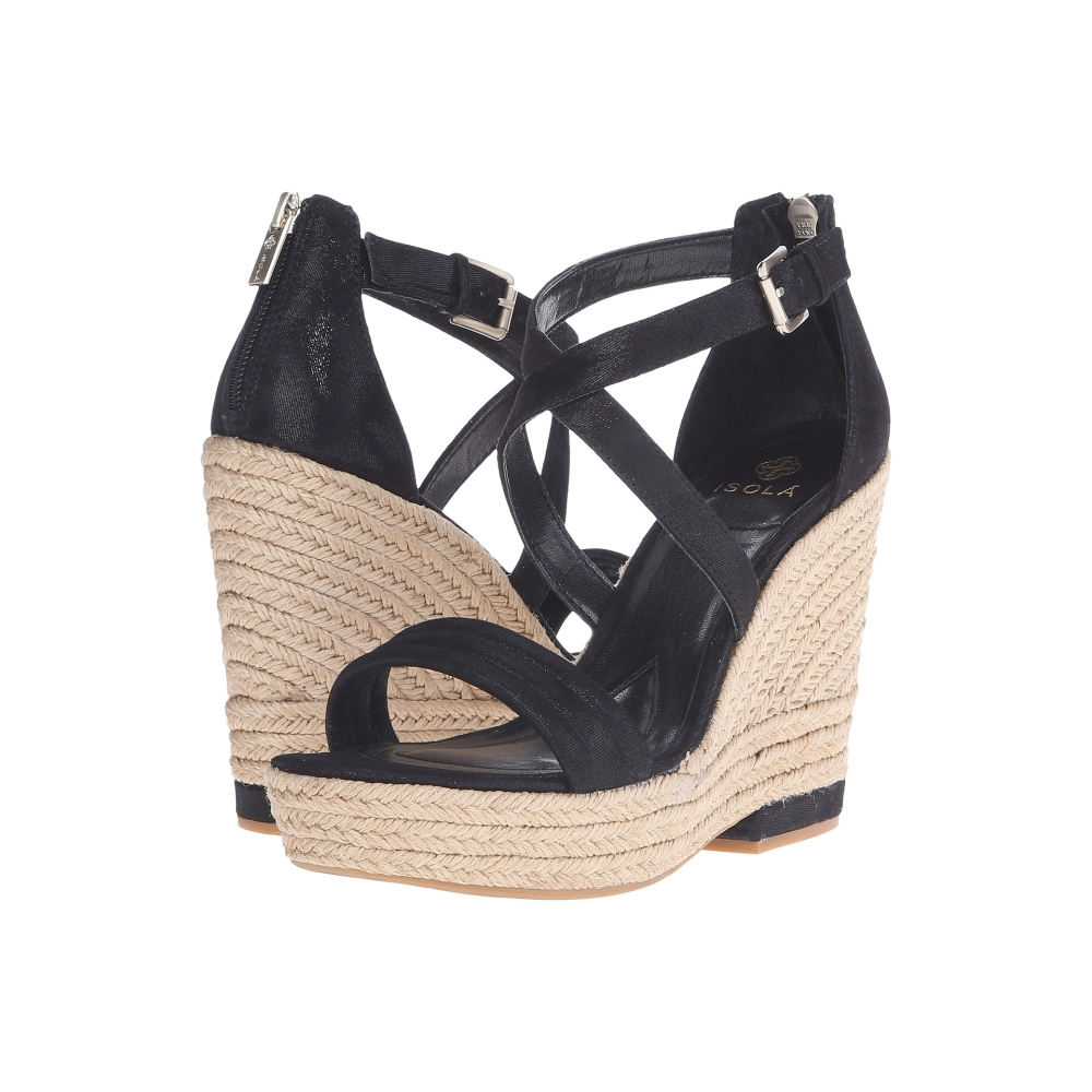 アイソラ Isola レディース シューズ・靴 サンダル【Yalena】Black