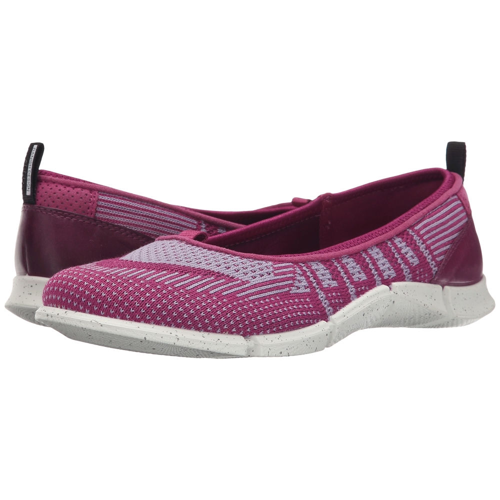 エコー ECCO Sport レディース シューズ・靴 フラット【Intrinsic Karma Flat】Fuchsia/Purple/Fuchsia
