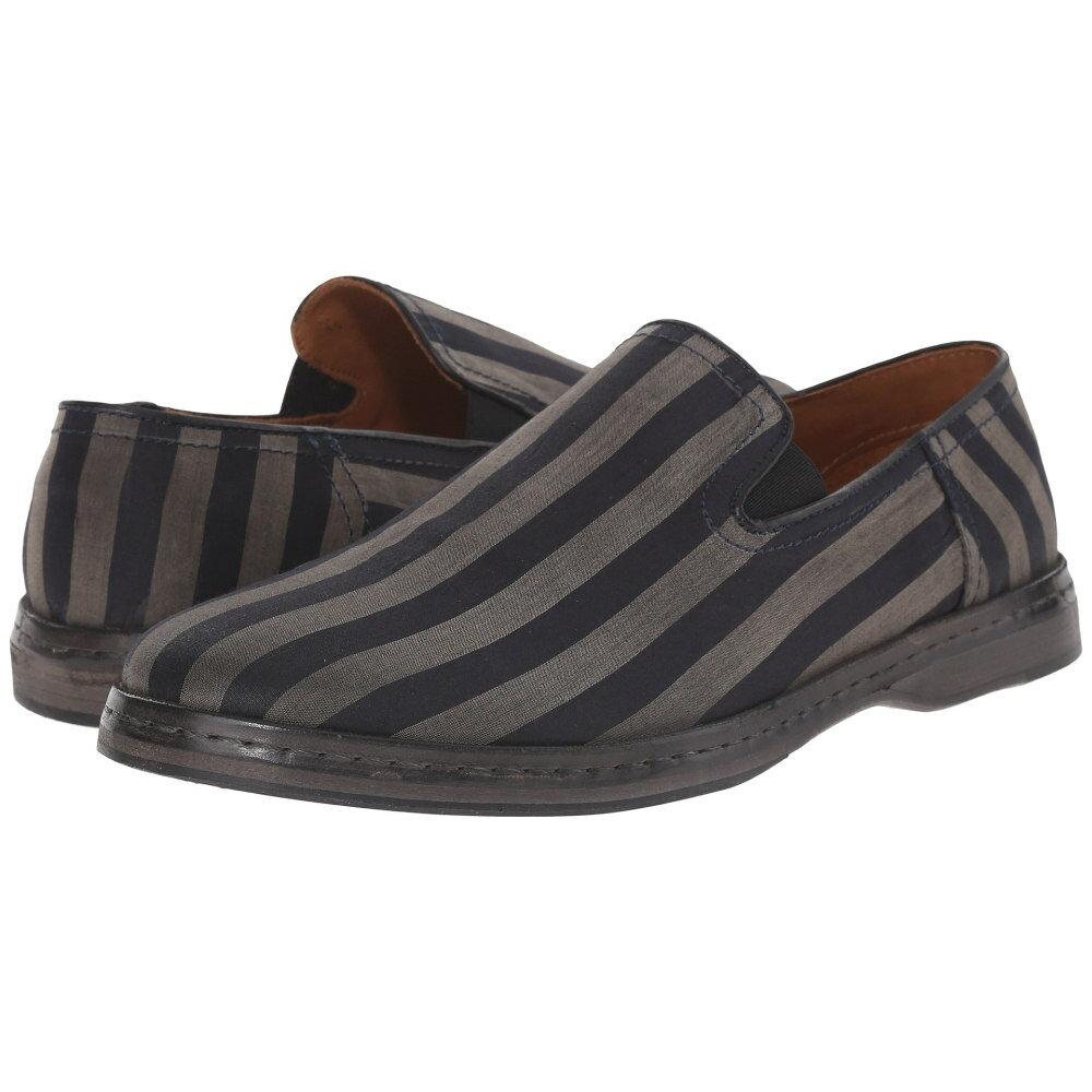 ジョンバルベイトス John Varvatos メンズ シューズ?靴 フラット【Mykanos Venetian】Charcoal