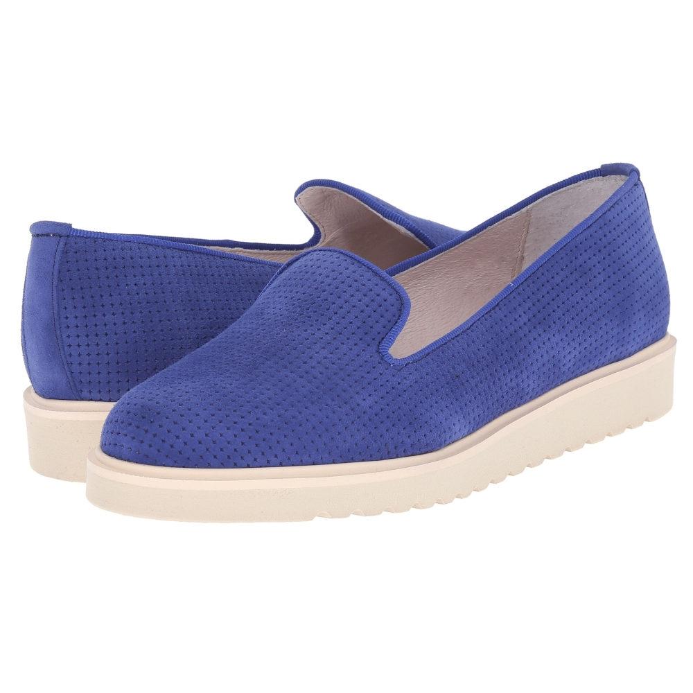 パトリシアグリーン Patricia Green レディース シューズ・靴 フラット【City Style】Blue