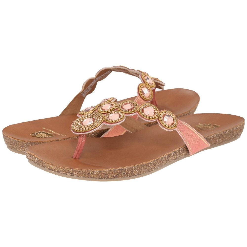 イエローボックス レディース シューズ・靴 サンダル・ミュール【Nectarine】Coral