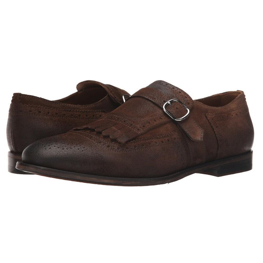 デュカルス Doucal's メンズ シューズ?靴 フラット【Iacopo 1053UF6E Daime】Cacao