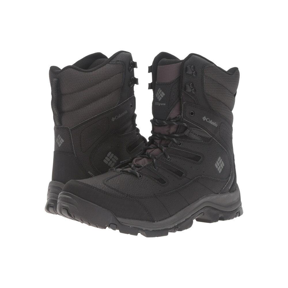 コロンビア Columbia メンズ シューズ・靴 ブーツ【Gunnison Plus】Shark/Charcoal