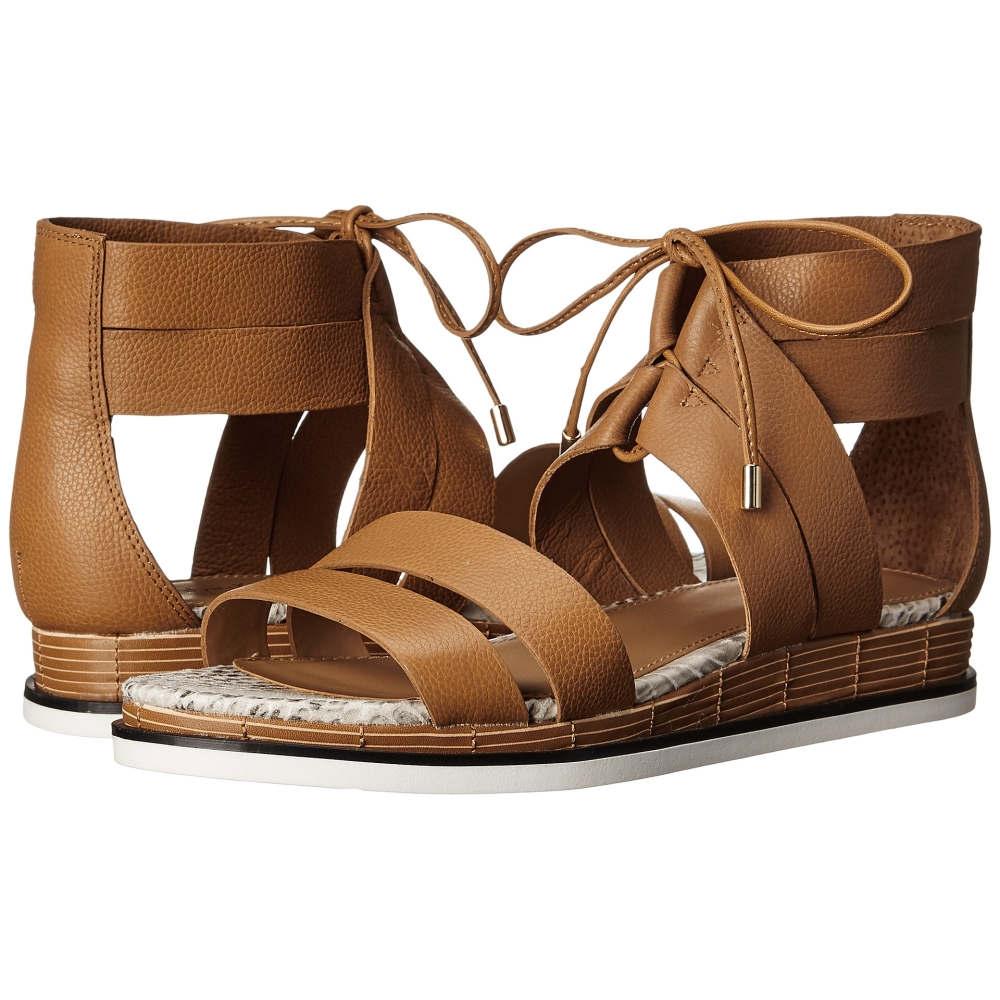 カルバンクライン Calvin Klein レディース シューズ・靴 サンダル【Caterina】Almond Tan Toscana Leather