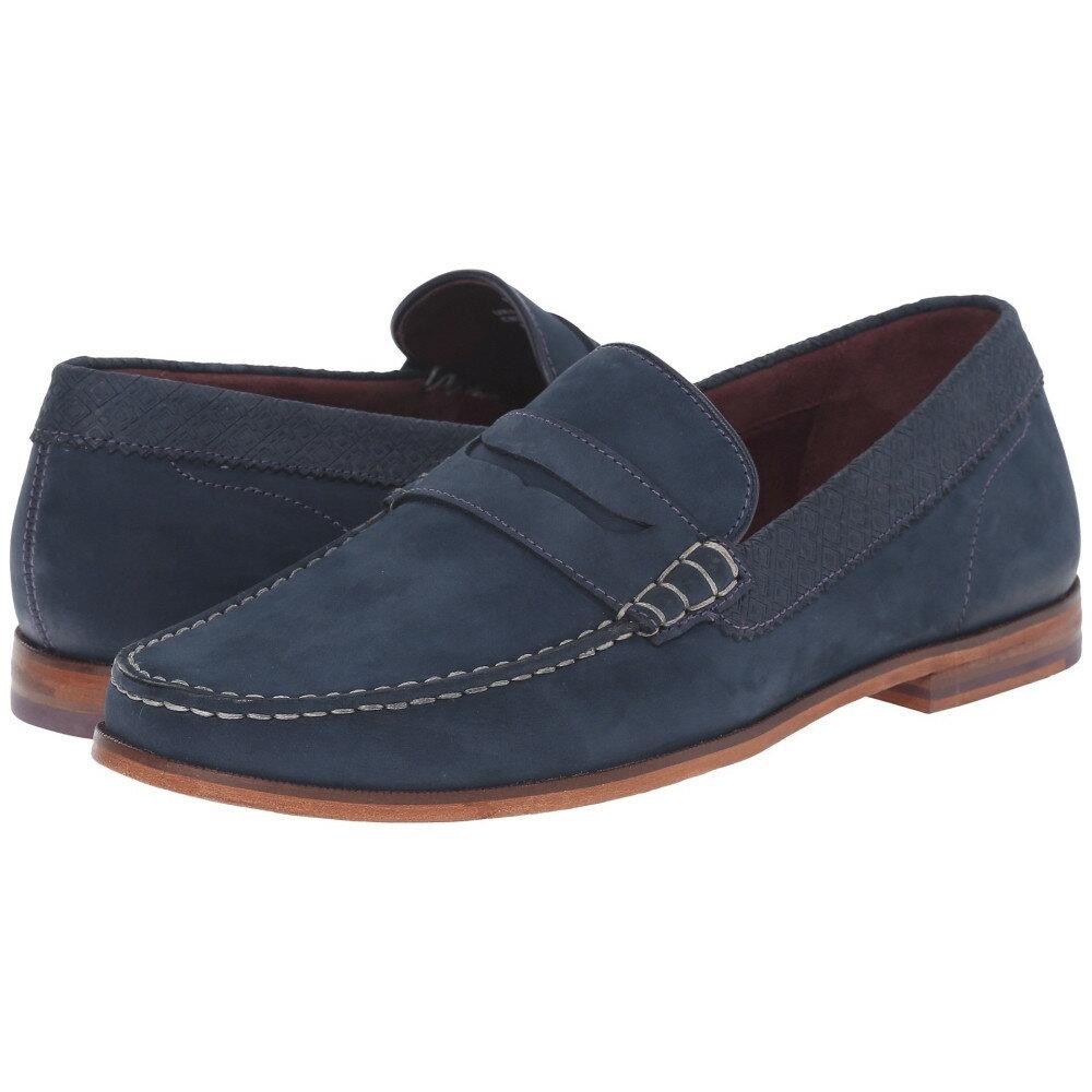 テッドベーカー メンズ シューズ・靴 革靴・ビジネスシューズ【Miicke 2】Dark Blue Nubuck