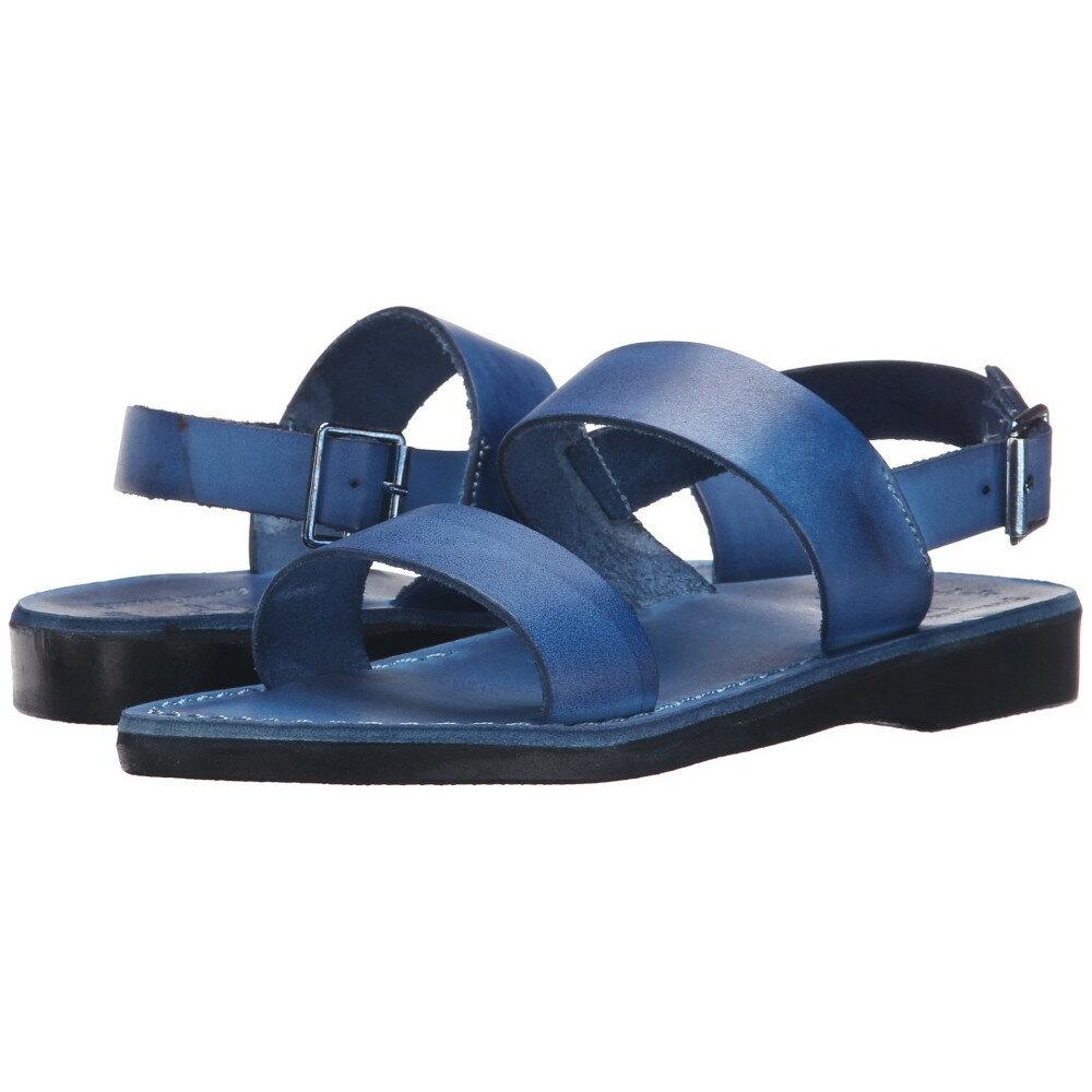 エルサレムサンダル Jerusalem Sandals レディース シューズ・靴 サンダル【Golan - Womens】Blue