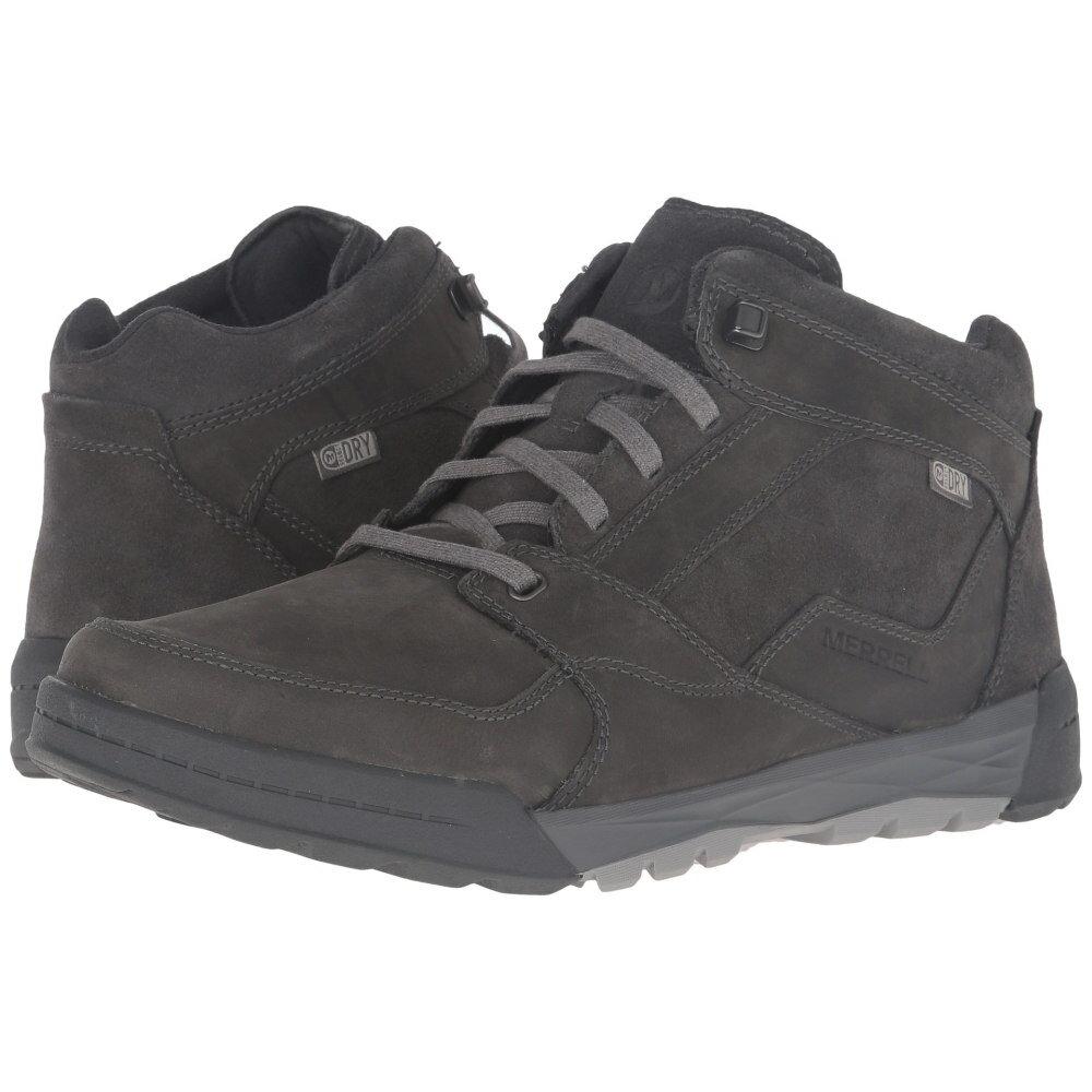 メレル Merrell メンズ シューズ・靴 ブーツ【Berner Mid Waterproof】Castlerock