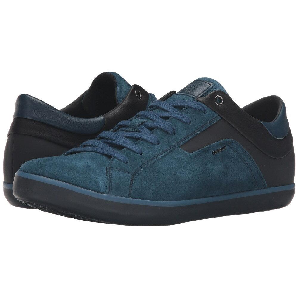ジェオックス Geox メンズ シューズ・靴 スニーカー【MBOX23】Ocean/Black
