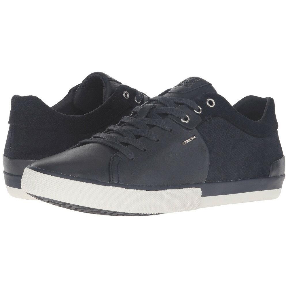 ジェオックス Geox メンズ シューズ・靴 スニーカー【U SMART67】Navy