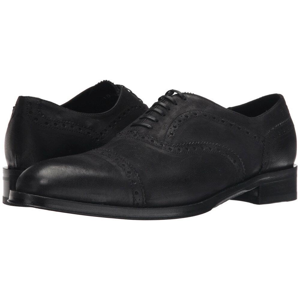 ケネスコール Kenneth Cole Black Label メンズ シューズ・靴 オックスフォード【Upper East】Black