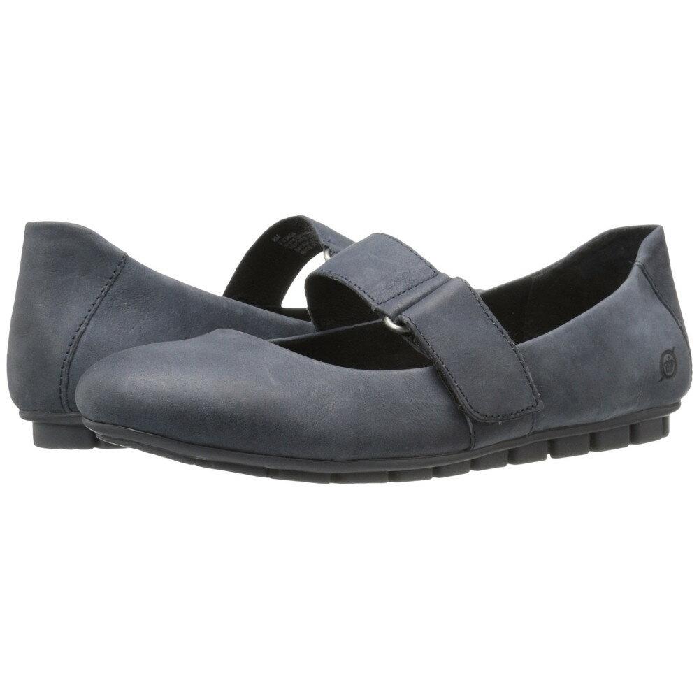 ボーン レディース シューズ・靴 スリッポン・フラット【Malli】River Full Grain Leather