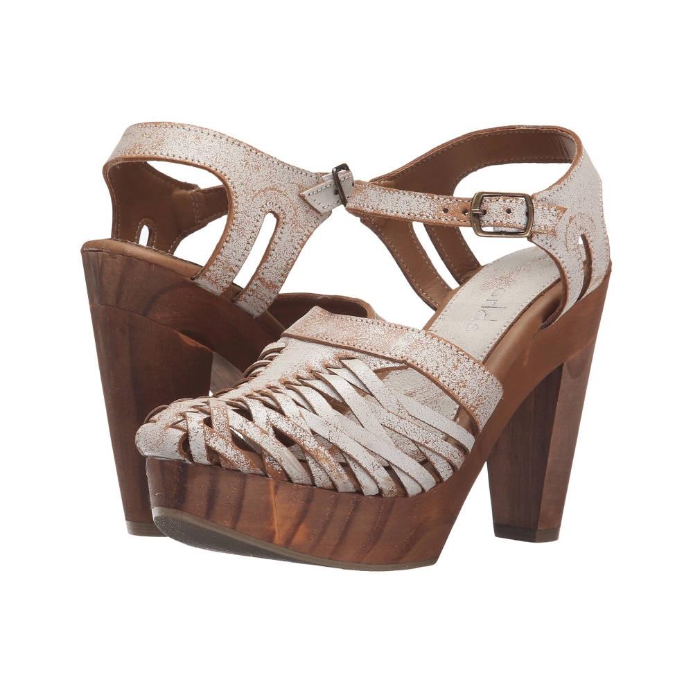 コルダニ レディース シューズ・靴 サンダル・ミュール【Angel】Vintage Ivory Leather
