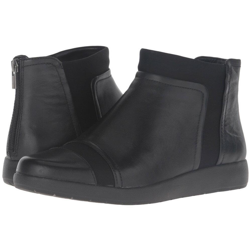 ロックポート Rockport レディース シューズ・靴 ブーツ【Devona Darina】Black Leather
