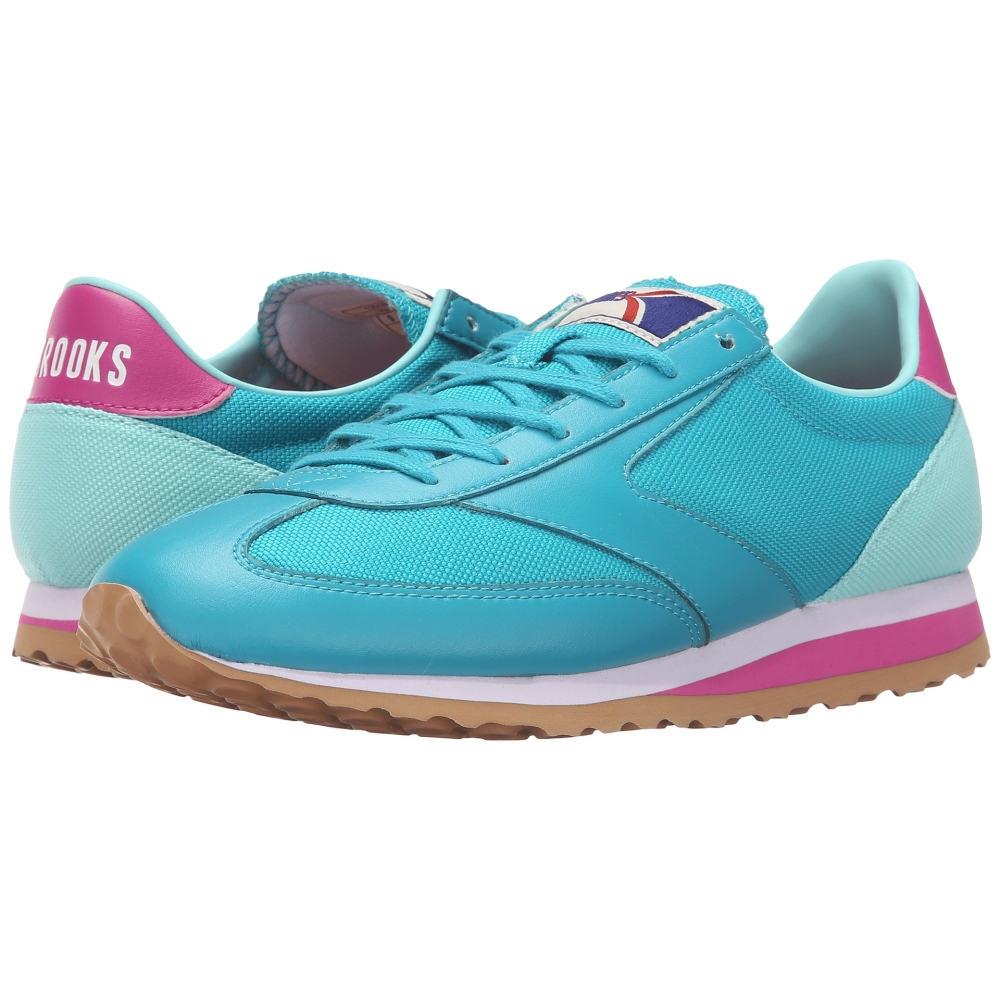 ブルックス Brooks Heritage レディース シューズ・靴 スニーカー【Vanguard】Capri Breeze/Aruba Blue/Boysenberry/White