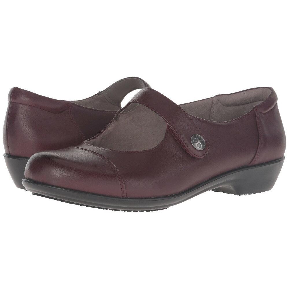 ナチュラライザー Naturalizer レディース シューズ・靴 フラット【Brazyn】Bordo Leather
