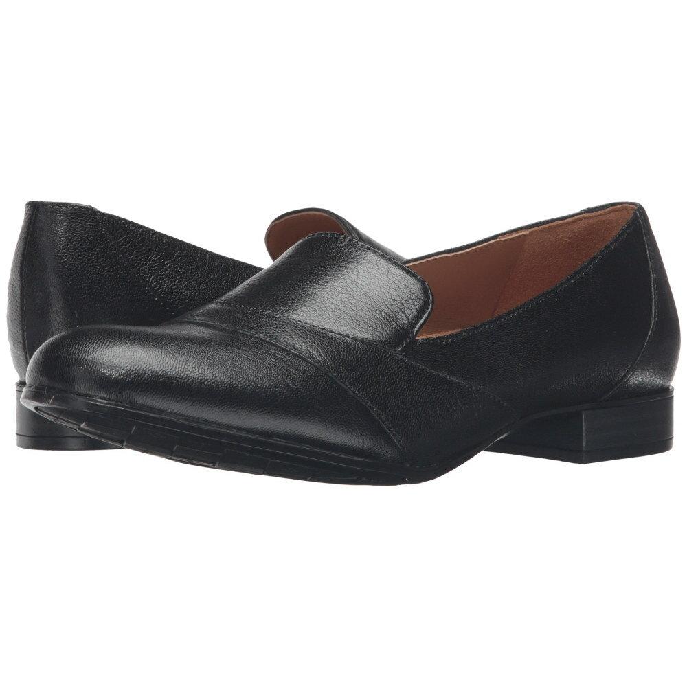 ナチュラライザー Naturalizer レディース シューズ?靴 フラット【Coretta】Black Leather