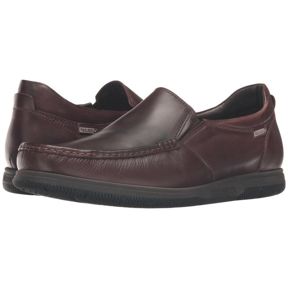 ピコリノス Pikolinos メンズ シューズ?靴 フラット【Almeria 08L-3041】Olmo