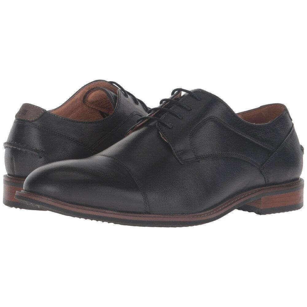 フローシャイム Florsheim メンズ シューズ・靴 オックスフォード【Frisco Cap Toe Oxford】Black