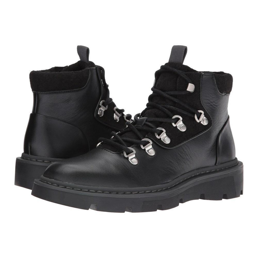 カルバンクライン Calvin Klein メンズ シューズ・靴 ブーツ【Raymon】Black Smooth Calf Leather