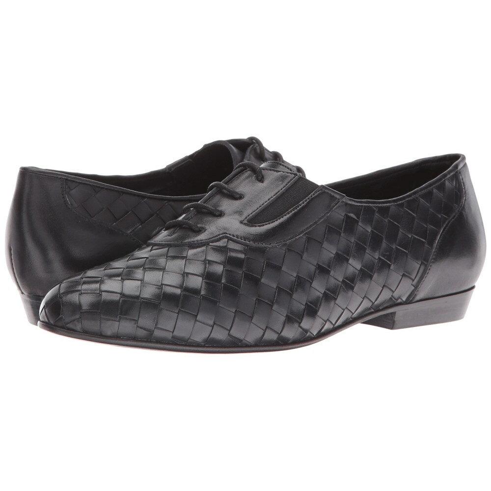 セスト メウッチ Sesto Meucci レディース シューズ・靴 オックスフォード【Nonnie】Black Stained Calf