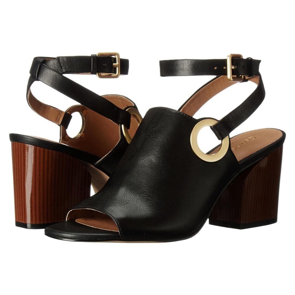 カルバンクライン Calvin Klein レディース シューズ・靴 サンダル【Adria】Black Leather