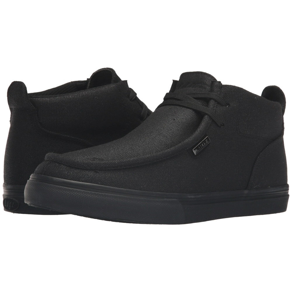 ラグズ Lugz メンズ シューズ・靴 スニーカー【Strider CC】Black