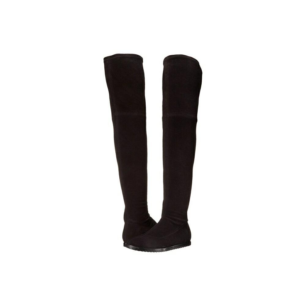 ペドロ ガルシア レディース シューズ・靴 ブーツ【Yule】Black Stretch Suede
