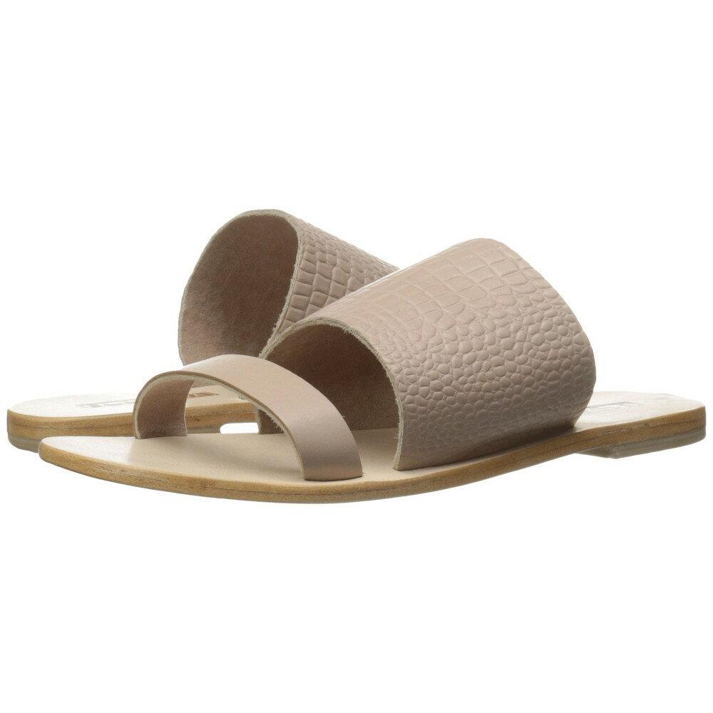 ソルサナ レディース シューズ・靴 サンダル・ミュール【Jobe Slide】Blush Croc