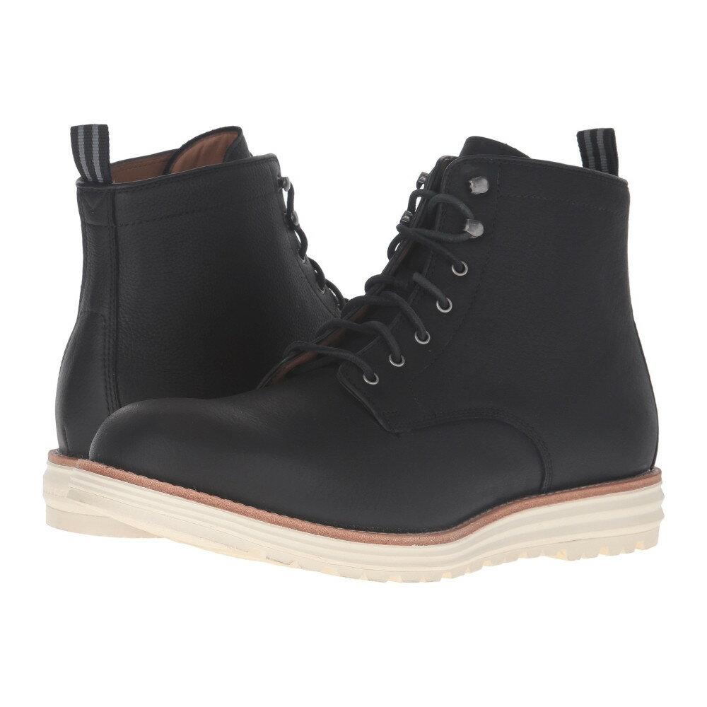 コールハーン メンズ シューズ・靴 ブーツ【TS Cortland Grand Boot】Black Water Proof