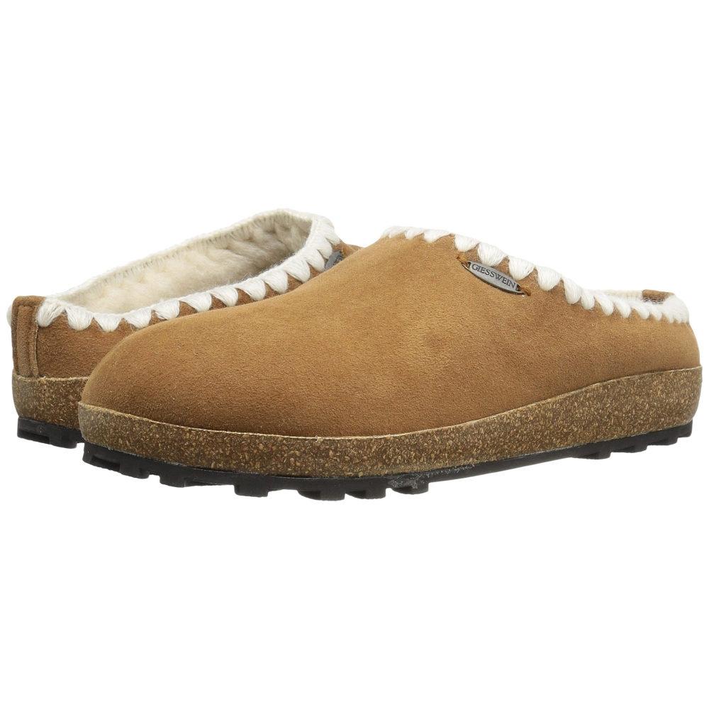 ギースヴァイン レディース シューズ・靴 スリッパ【Baxter】Camel