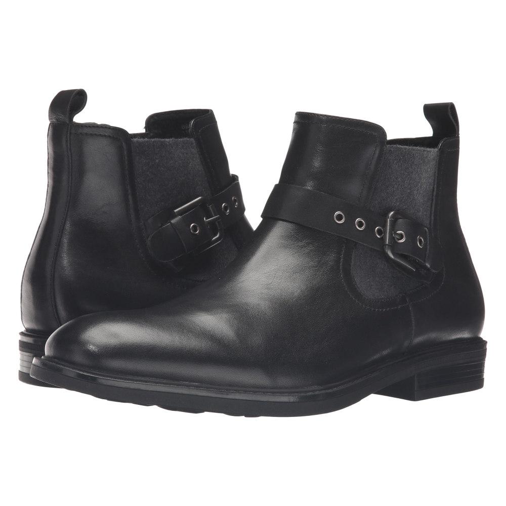 ブロンド Blondo メンズ シューズ・靴 ブーツ【Gas Waterproof】Black Leather