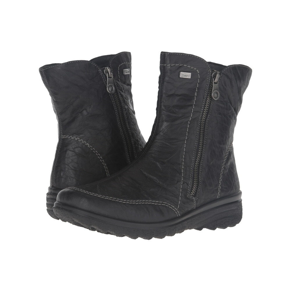 リエカー Rieker レディース シューズ・靴 ブーツ【Z7050】Black/Black