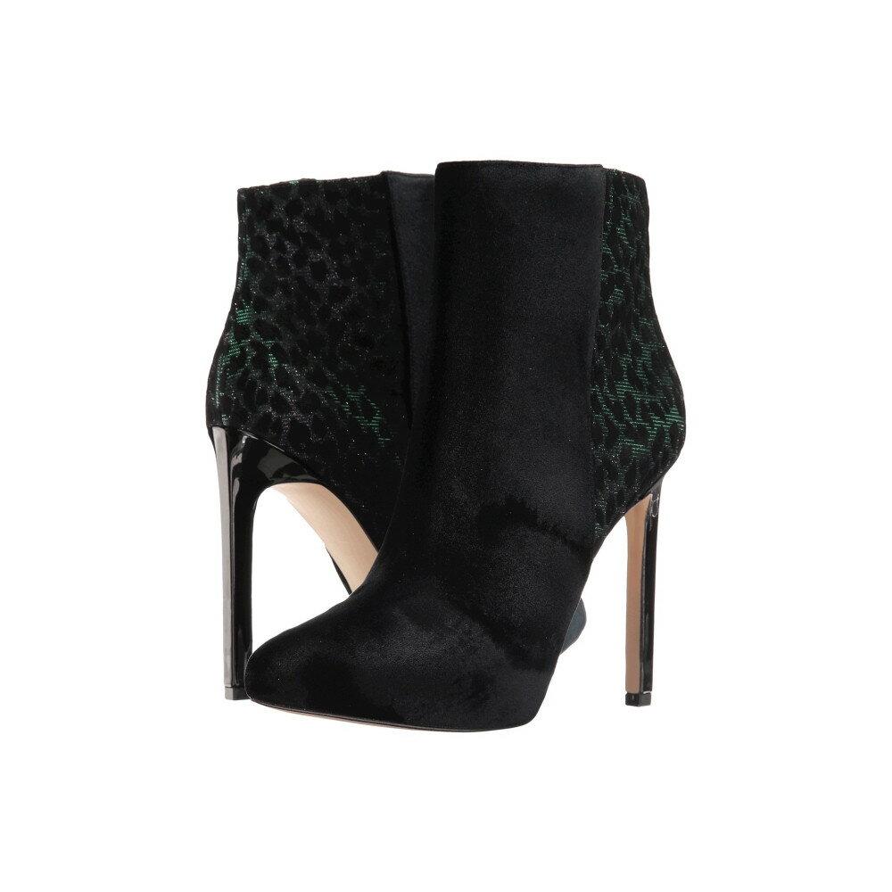 ナインウェスト レディース シューズ・靴 ブーツ【Ladivina 2】Black/Pewter Fabric