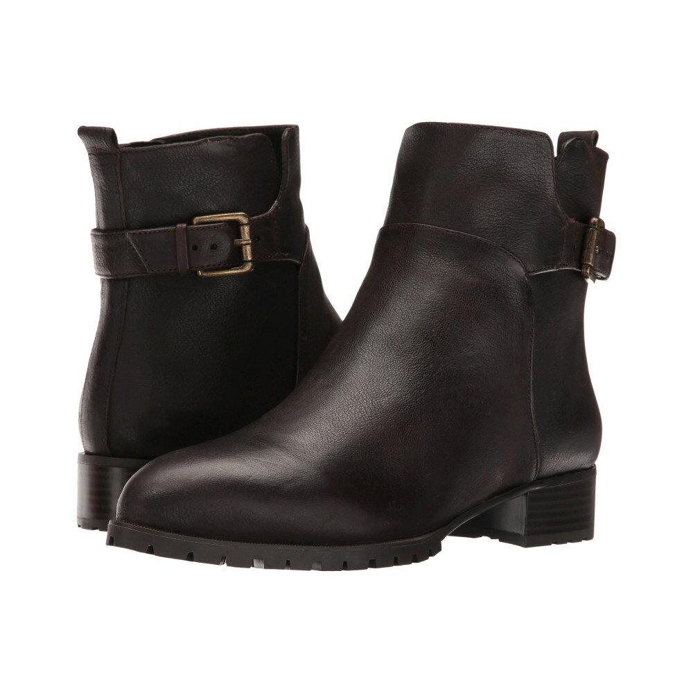 ナインウェスト Nine West レディース シューズ・靴 ブーツ【Lenore】Dark Brown Leather