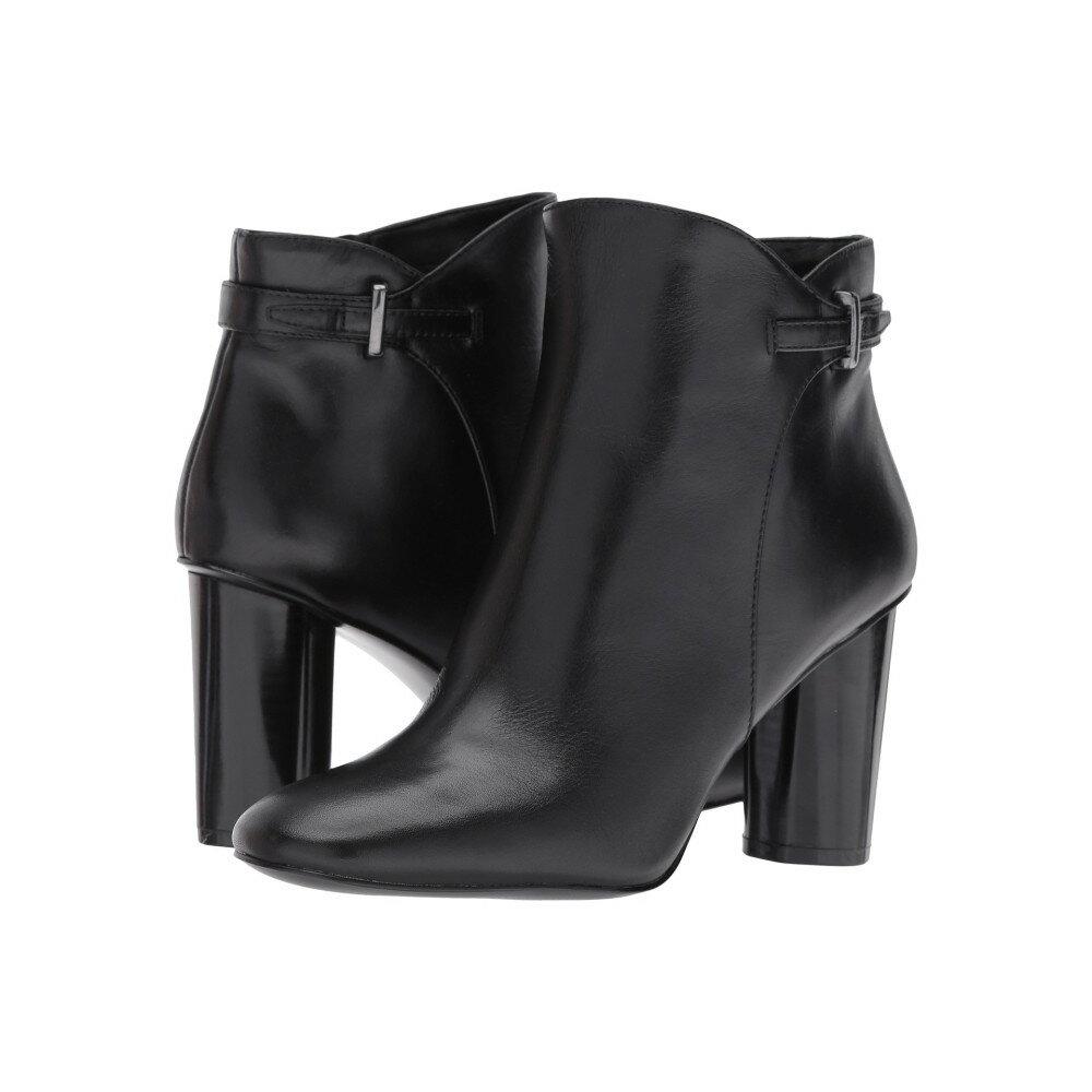 ナインウェスト レディース シューズ・靴 ブーツ【Vaberta】Black Leather