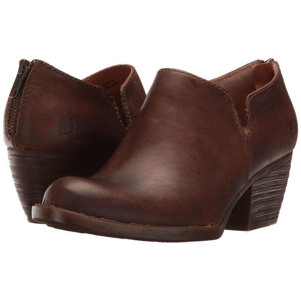 ボーン Born レディース シューズ・靴 ブーツ【Antonia】Brown