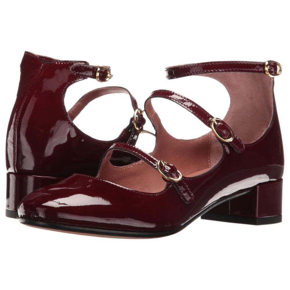 ホワイトマウンテン レディース シューズ・靴 ヒール【Myrlie】Burgundy Patent Leather