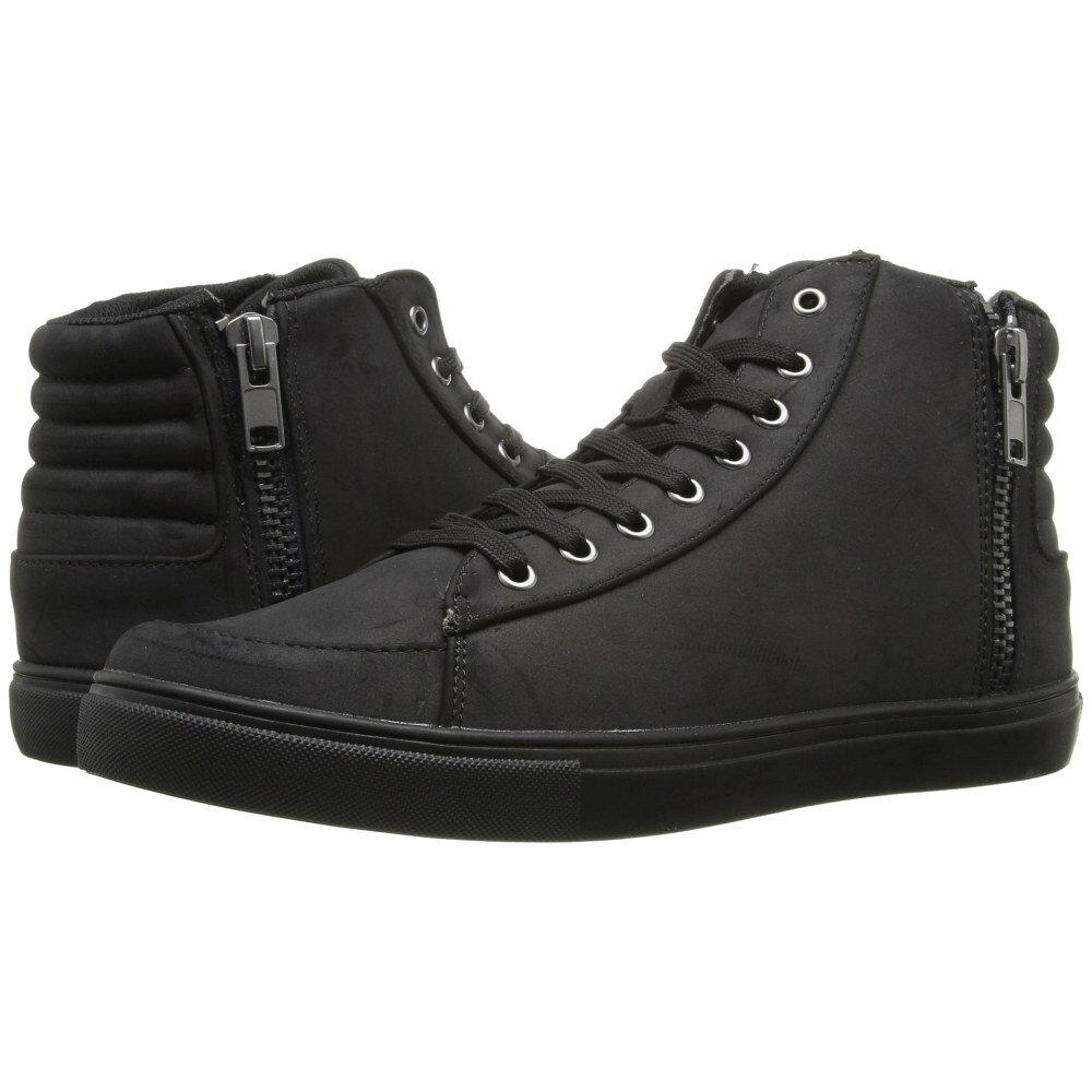 ゲス メンズ シューズ・靴 スニーカー【Tryst】Black