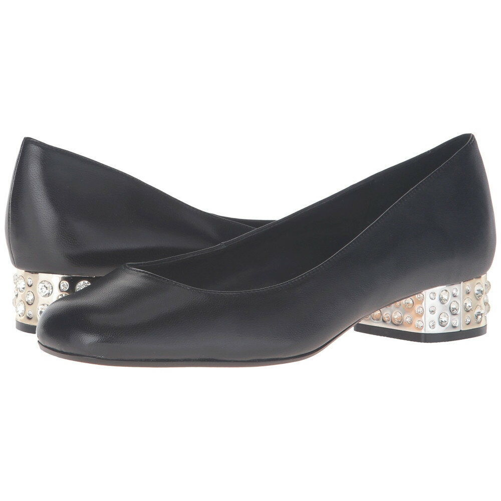 デューン レディース シューズ・靴 ヒール【Bijoux】Black Leather
