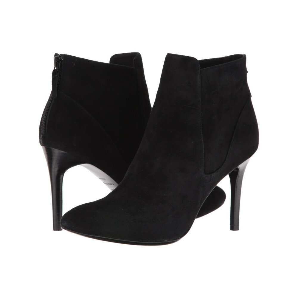 コールハーン レディース シューズ・靴 ブーツ【Narelle Bootie】Black/Black Suede