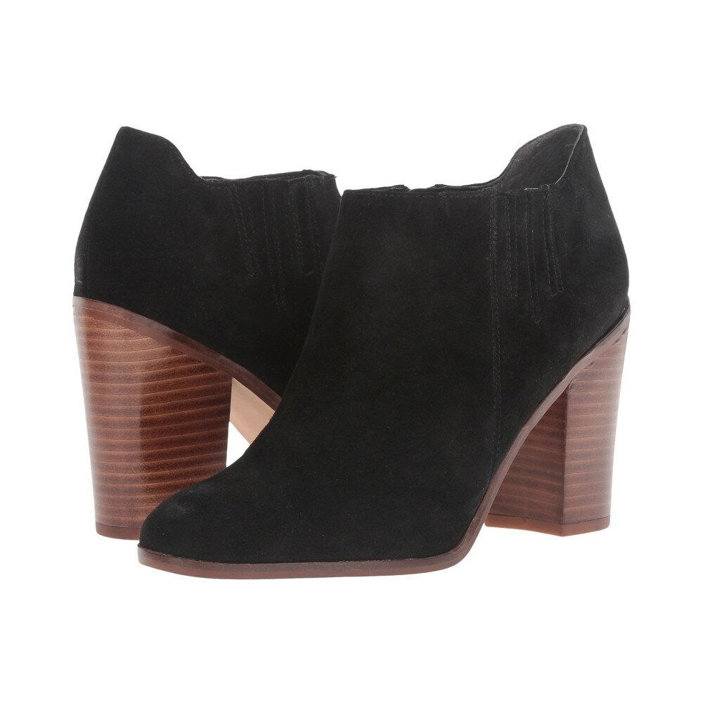 フランコサルト レディース シューズ・靴 ブーツ【Frannie】Black Suede