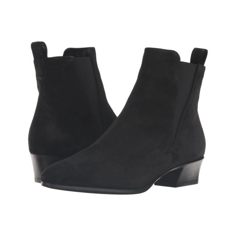 アクアタリア レディース シューズ・靴 ブーツ【Fausta】Black Suede